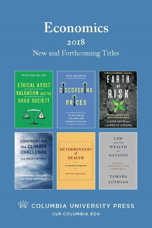 2018 Economics Catalog