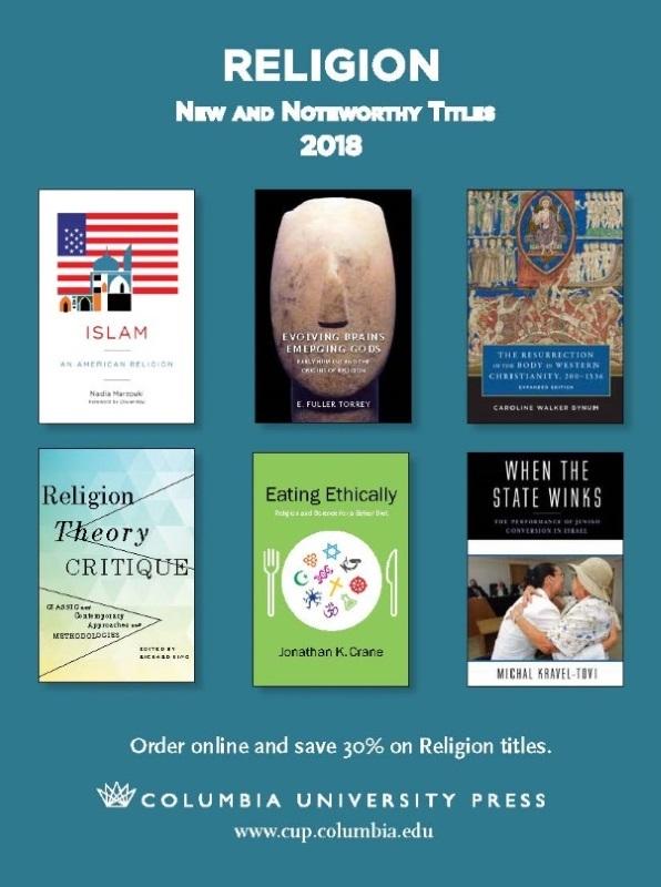 2018 Religion Brochure