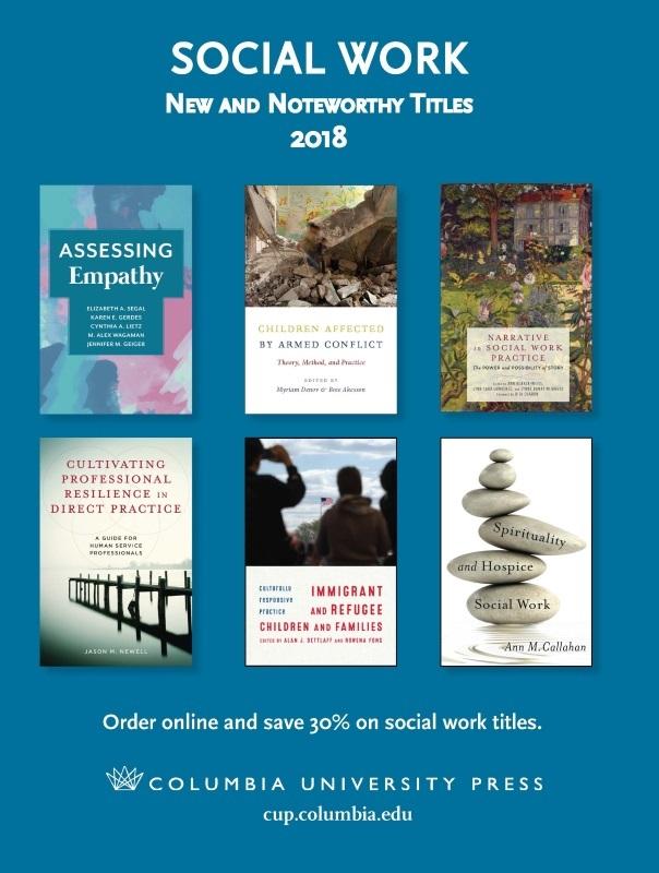 2018 Social Work Brochure