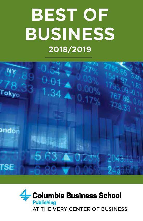 2018/2019 Best of Business Brochure