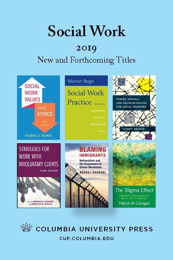2019 Social Work Catalog