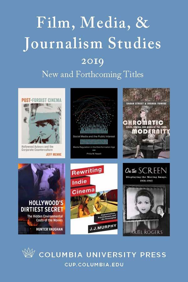 2019 Film, Media, and Journalism Studies Catalog