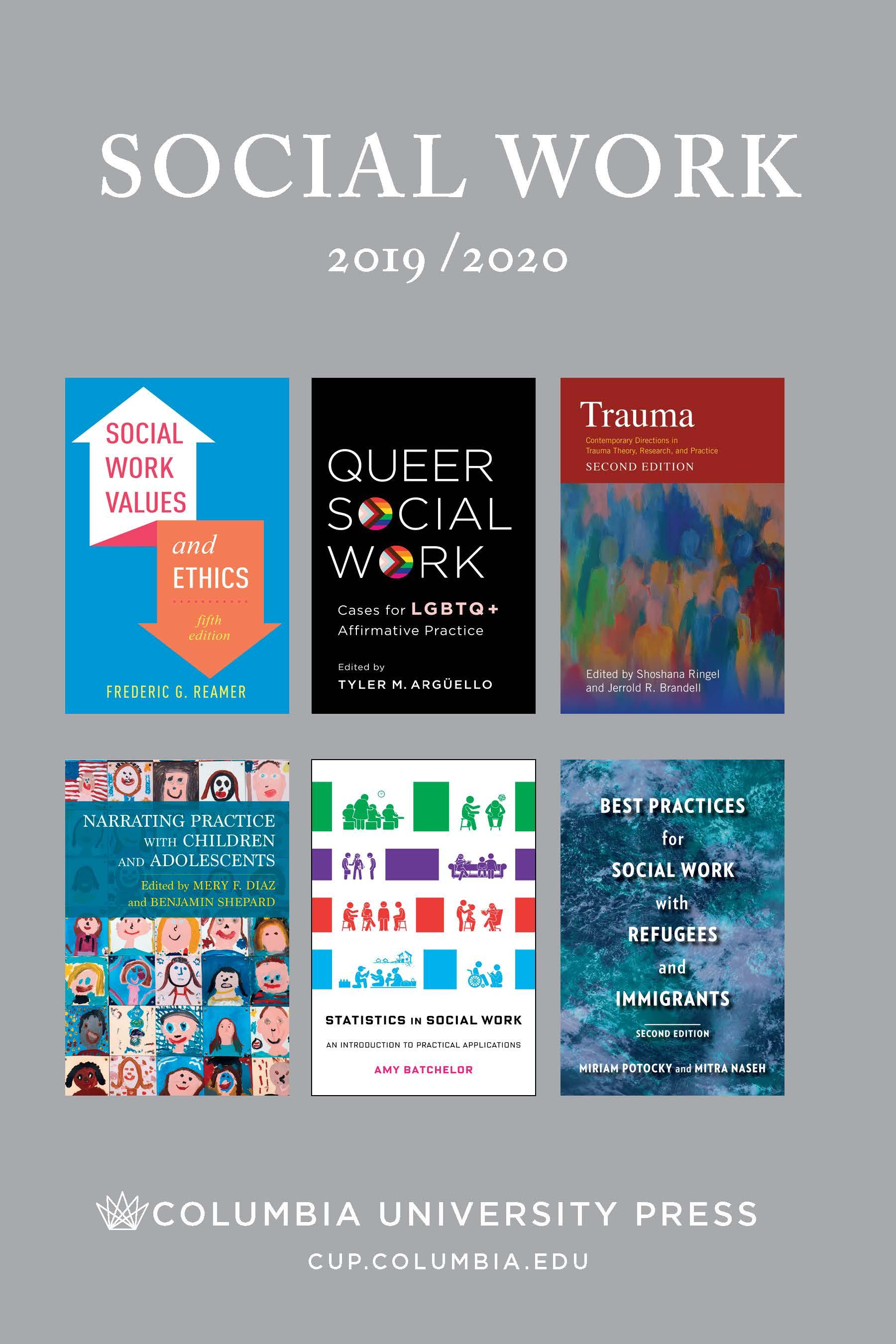 2019/2020 Social Work Catalog